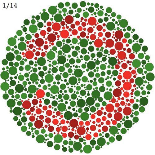 Colorlite | Color blind test | Color vision test